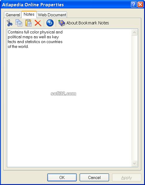 Bookmark Notes Screenshot 2