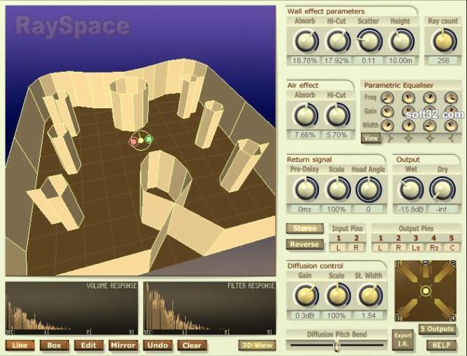 RaySpace Screenshot 3