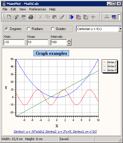 MathCalc Screenshot 1