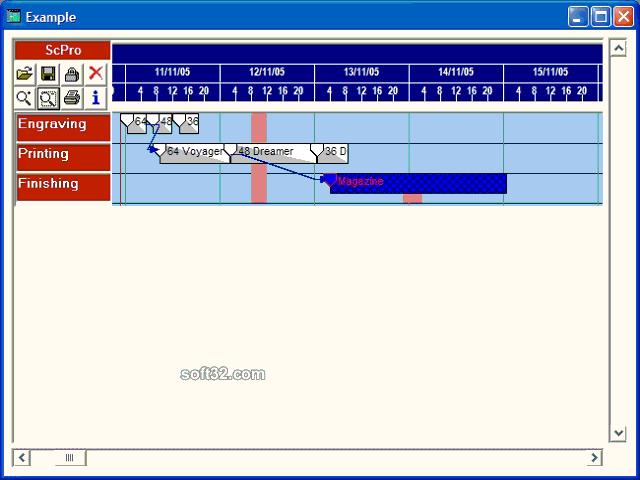 Scheduler Pro Ocx Screenshot 2