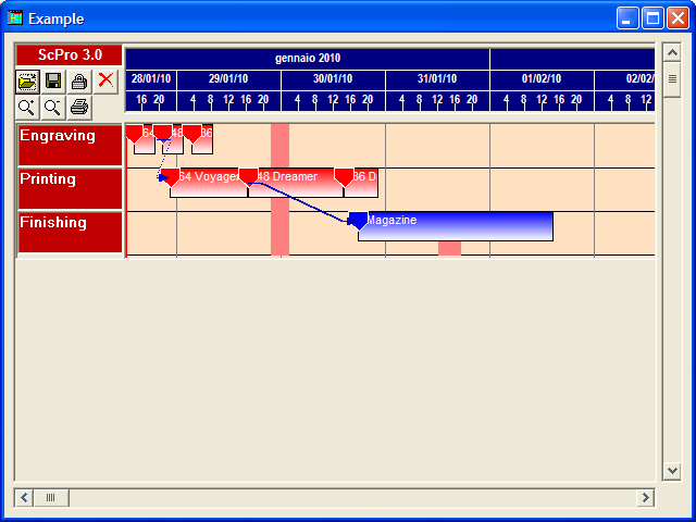 Scheduler Pro Ocx Screenshot