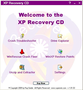 XP Recovery CD Maker 2