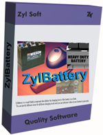 ZylBattery Screenshot