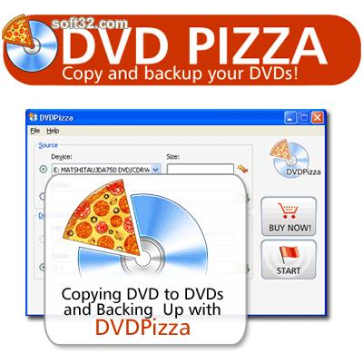 DVDPizza Screenshot 3