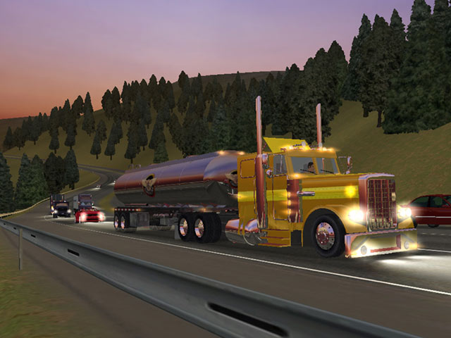 18 Wheels of Steel Convoy Screenshot 1