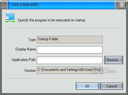 XP Startup Cleaner Screenshot 3