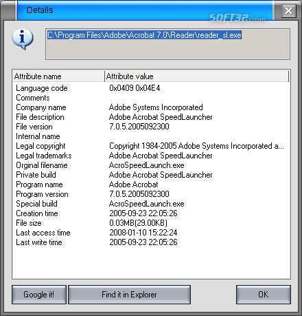 XP Startup Cleaner Screenshot 4