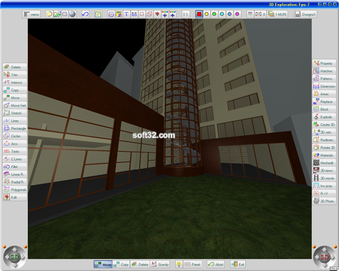 FlashCAD Screenshot 4