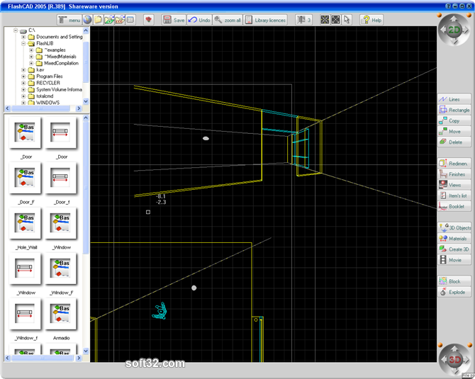 FlashCAD Screenshot 5