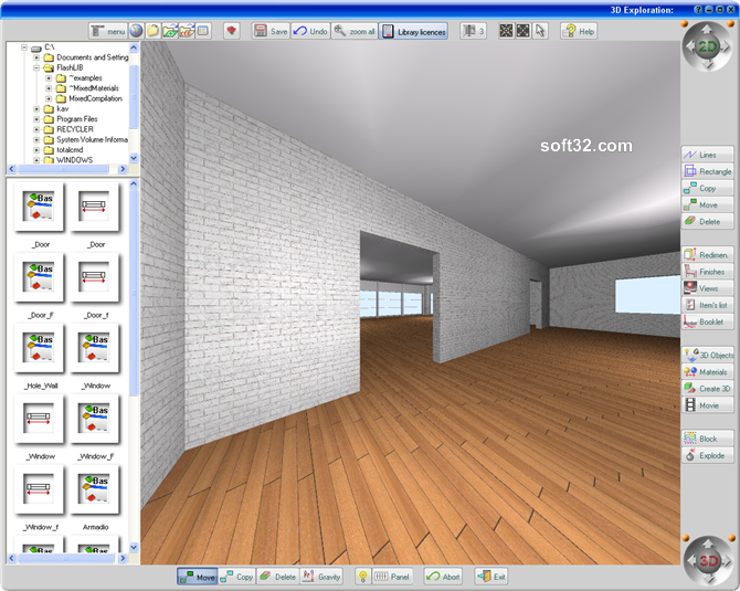 FlashCAD Screenshot 6