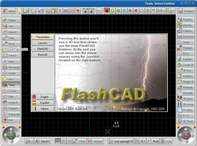 FlashCAD Screenshot 7