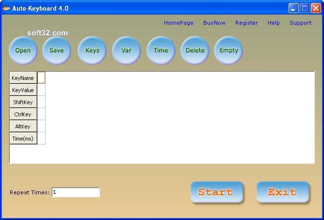 Auto-Keyboard Screenshot 3