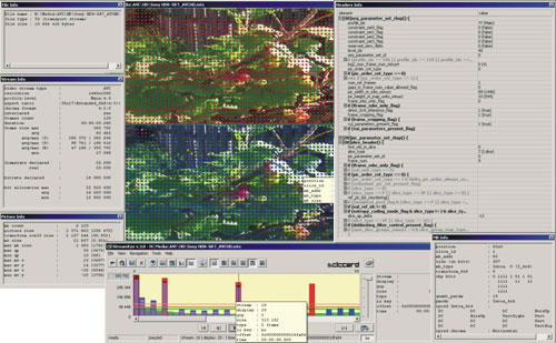 Elecard StreamEye Studio Screenshot 1