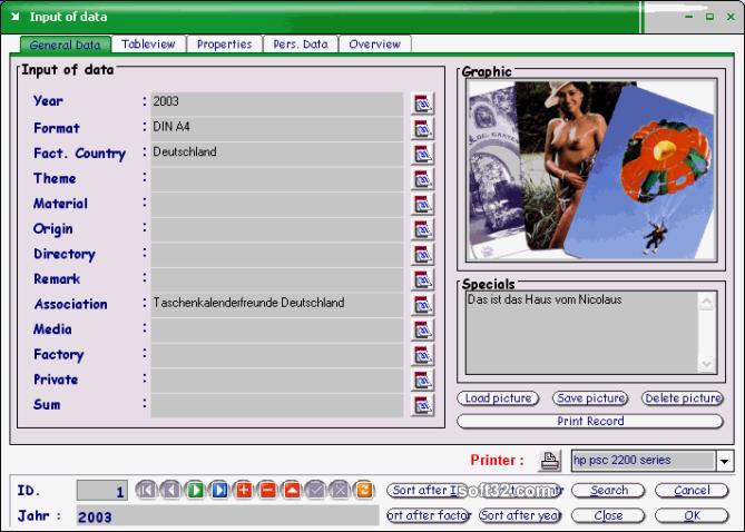 PC-KAL32 Screenshot 2