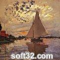 Claude Monet Art Screenshot 3