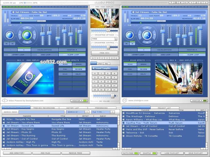ClubDJ ProVJ Screenshot 3