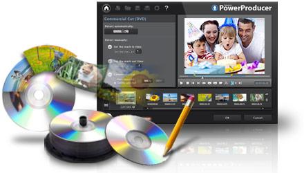 CyberLink PowerProducer Screenshot 3