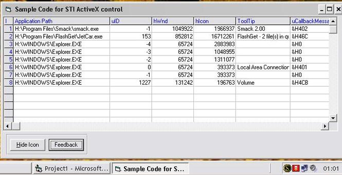 STI Screenshot 1