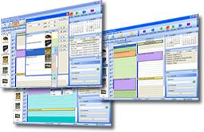 MultiSchedule Screenshot