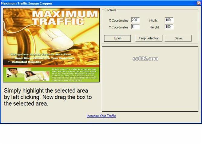 Maximum Traffic Image Cropper Screenshot 3