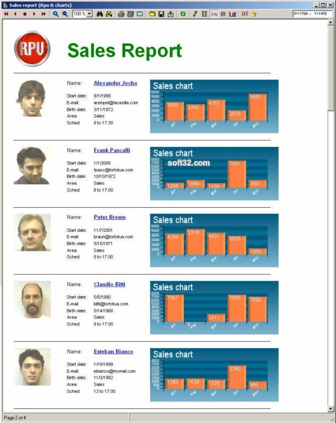 Rpv Business Reports Screenshot 3