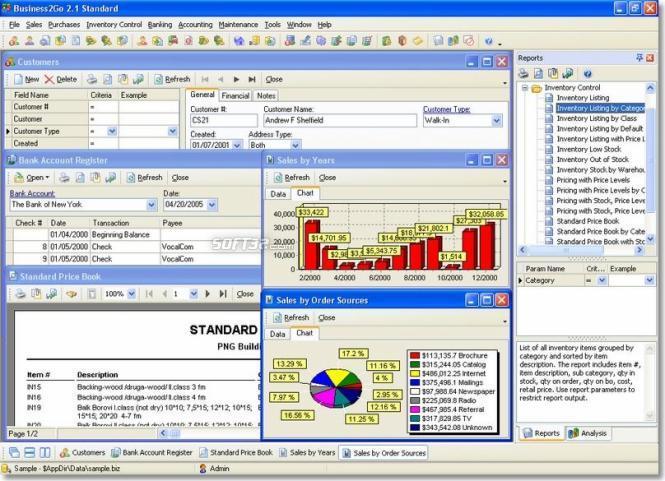 Business2Go Standard Screenshot 2