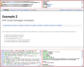 Atrise PHP Script Debugger 1