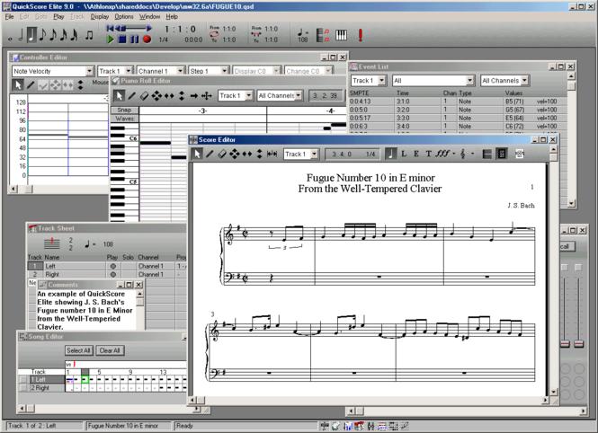 QuickScore Elite Screenshot 1