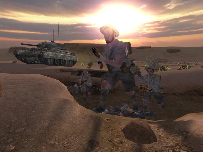 Call of Duty 2 Screenshot 2