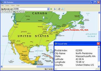 ZIP Pointer Screenshot 2