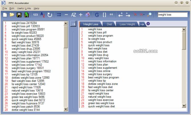 PPC Accelerator Screenshot 3