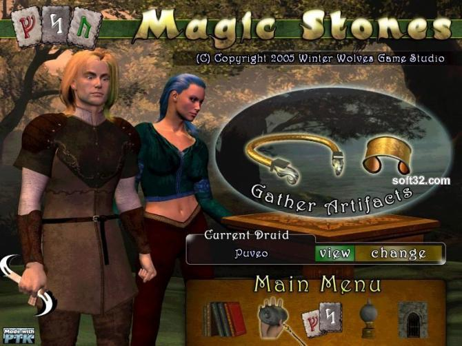 Magic Stones (WIN) Screenshot 2
