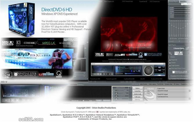 DirectDVD 6 HD Screenshot 2