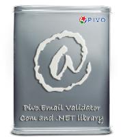 Pivo Email Validator Component Screenshot