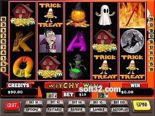 Witchy Wins Slots / Pokies Screenshot 3