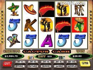 Cactus Cash Slots / Pokies Screenshot 3