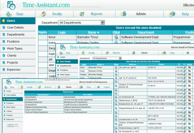 Time-Assistant Screenshot 3