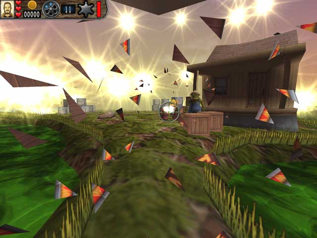 Billy Frontier Screenshot
