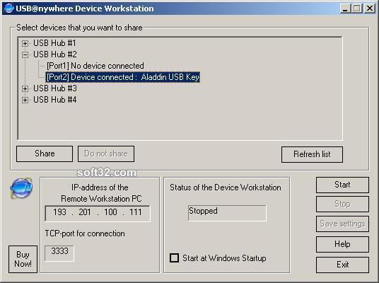 USB@nywhere Screenshot 3