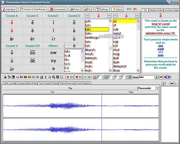 American English Pronunciation Patterns Screenshot 2
