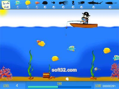 Crazy Fishing Screenshot 3