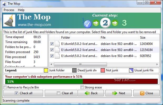 The Mop Screenshot 6