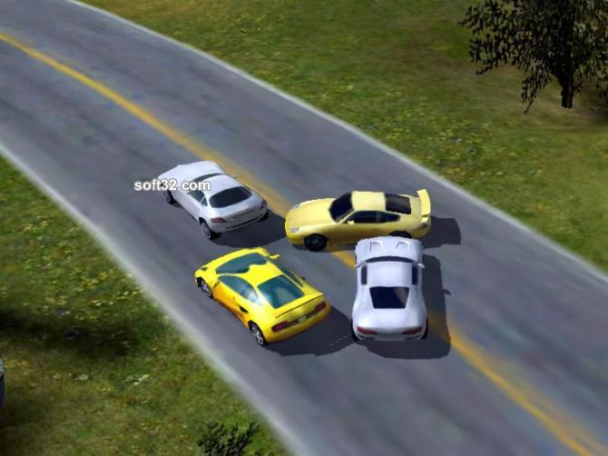 Race Cars: The Extreme Rally Screenshot 3