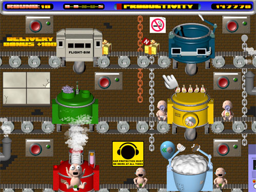 Baby Boom II Screenshot