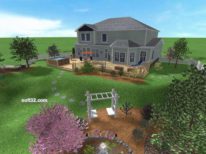 Realtime Landscaping Pro Screenshot 2