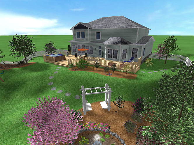 Realtime Landscaping Pro Screenshot 1