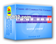 AnyMini W: Word Count Software 2