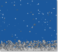 Snowy Desktop Screen Saver 1