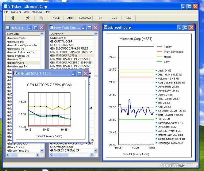 VITicker Screenshot 3