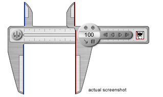 Screen Calipers Mac Edition Screenshot 1
